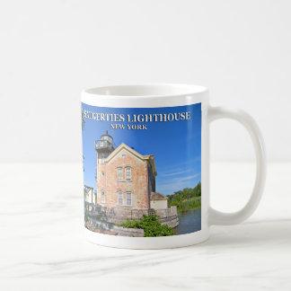 Saugerties Lighthouse, New York Mug