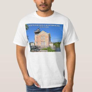 Saugerties Lighthouse, New York T-Shirt