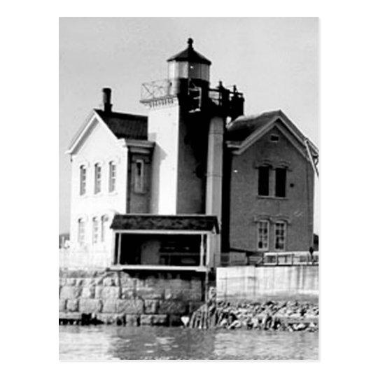 Saugerties Lighthouse Postcard