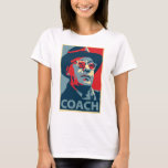 Saul Alinsky - Coach: OHP Ladies Top
