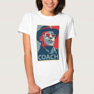 Saul Alinsky - Coach: OHP Ladies Top Tee Shirts