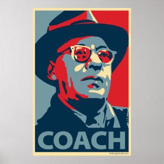 Saul Alinsky - Coach: OHP Poster