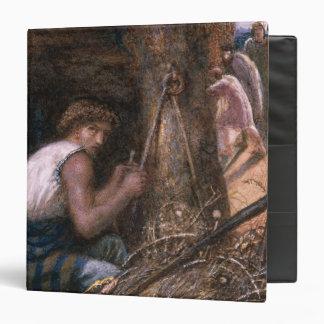 Saul Hiding among the Stuff, 1866 Binder