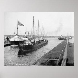 Sault Ste. Marie: 1905 Impresiones