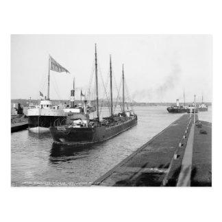 Sault Ste. Marie: 1905 Postcard