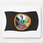 Sault Ste. Marie Tribe Flag Mousepad