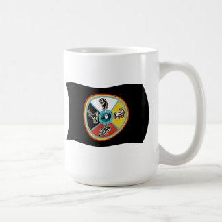 Sault Ste. Marie Tribe Flag Mug