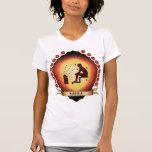 Sauna Mandorla Camiseta