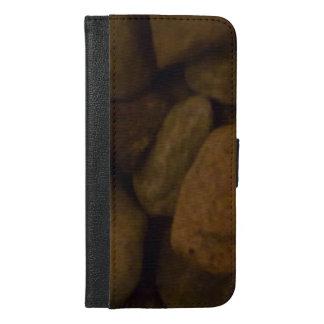Sauna Stone iPhone 6/6s Plus Wallet Case