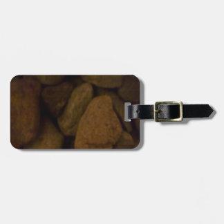 Sauna Stone Luggage Tag