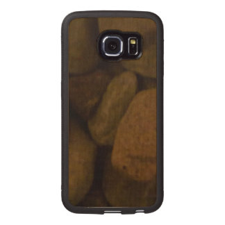 Sauna Stone Wood Phone Case