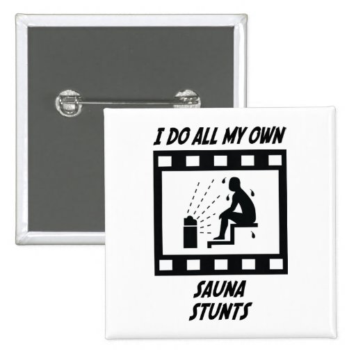 Sauna Stunts Button