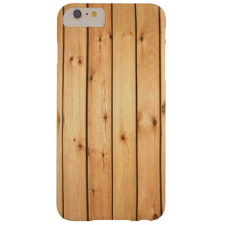 Sauna Wood Panels Barely There iPhone 6 Plus Case