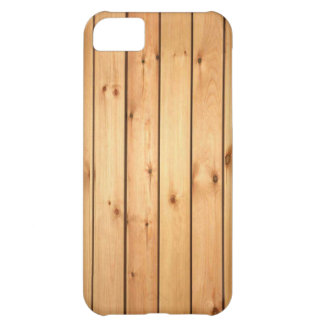 Sauna Wood Panels iPhone 5C Cases