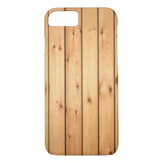 Sauna Wood Panels iPhone 8/7 Case