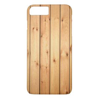 Sauna Wood Panels iPhone 8 Plus/7 Plus Case