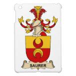 Saurer Family Crest iPad Mini Cover