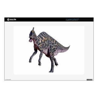 "Saurolophus Dinosaur Decals For 15"" Laptops"
