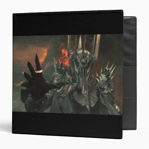 Sauron con la mano