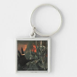 Sauron con la mano llavero personalizado