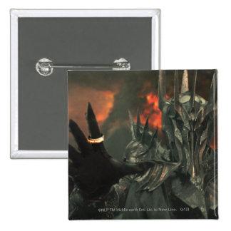 Sauron con la mano pin