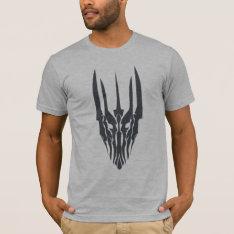 Sauron Head Icon T-Shirt at Zazzle