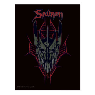 Sauron Icon Postcard
