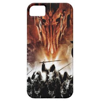Sauron, Orcs, Witchking, y Wraiths del anillo iPhone 5 Fundas