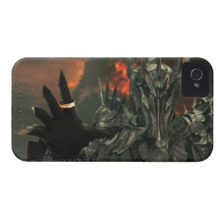 Sauron wth Hand iPhone 4 Cases