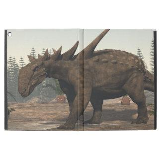 """Sauropelta dinosaur - 3D render iPad Pro 12.9"""" Case"""