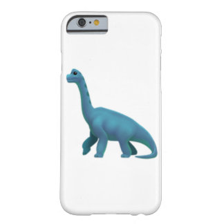 Sauropod - Emoji Barely There iPhone 6 Case