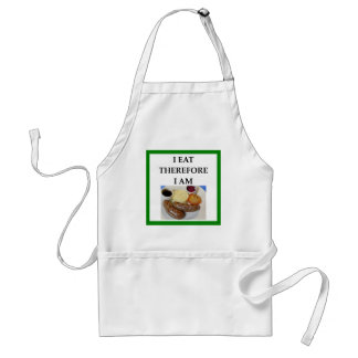 sausage adult apron