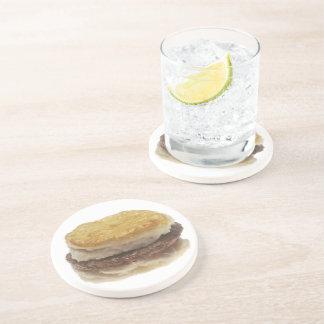 Sausage Biscuit Drink Coaster