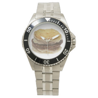 Sausage Biscuit Watch
