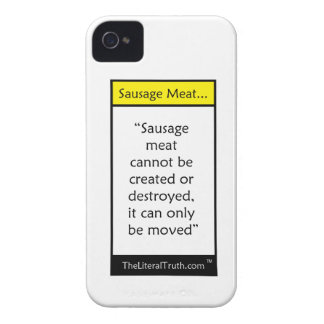 Sausage Meat... Case-Mate iPhone 4 Case
