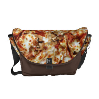 Sausage Pepperoni Pizza Courier Bags