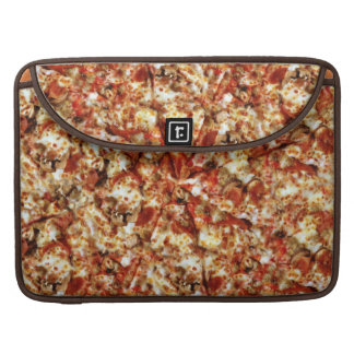 Sausage Pepperoni Pizza Sleeves For MacBook Pro
