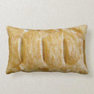 Sausage roll lumbar pillow