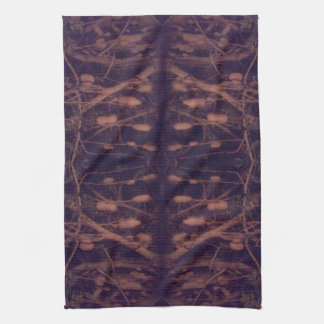 Sausage Tree Pattern Towel