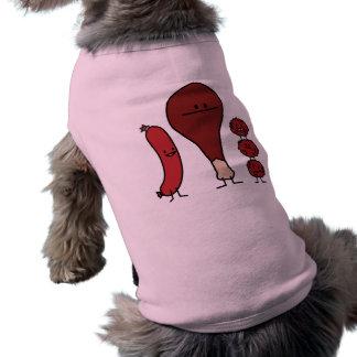 Sausage Turkey Leg and Meatballs shirt