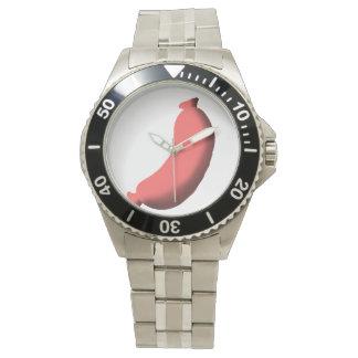 Sausage Wrist Watch