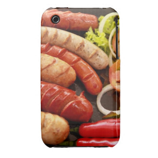 Sausages iPhone 3 Covers