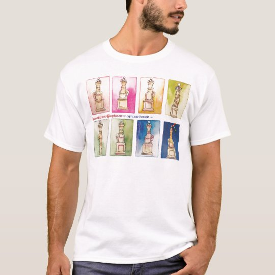 Sausalito Elephants.jpg T-Shirt