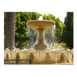 Sausalito Fountain Postcard