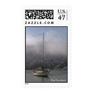 Sausalito, sellos de CA