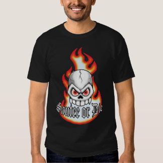 sautee or die tee shirts