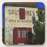 Sauternes Office de Degustation (degustación de vi Posavasos De Bebida