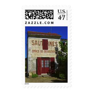 Sauternes Office de Degustation (Wine Tasting Postage