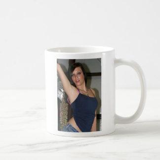 SAV Model Chrissy Coffee Mug