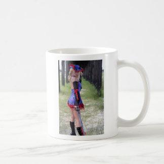 SAV Model Jessica Coffee Mug